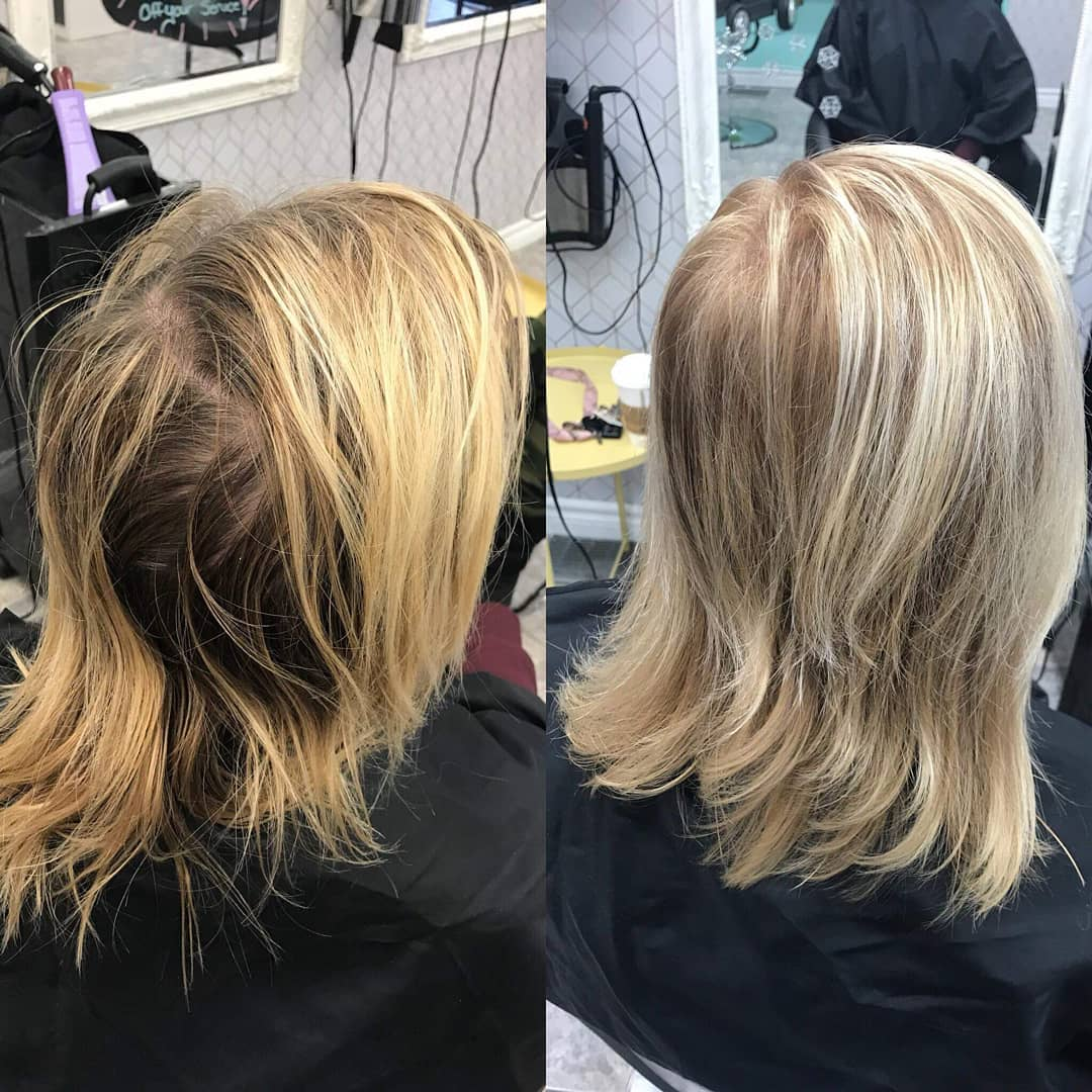 What are the best hairstyles for very thin hair   Hair ...