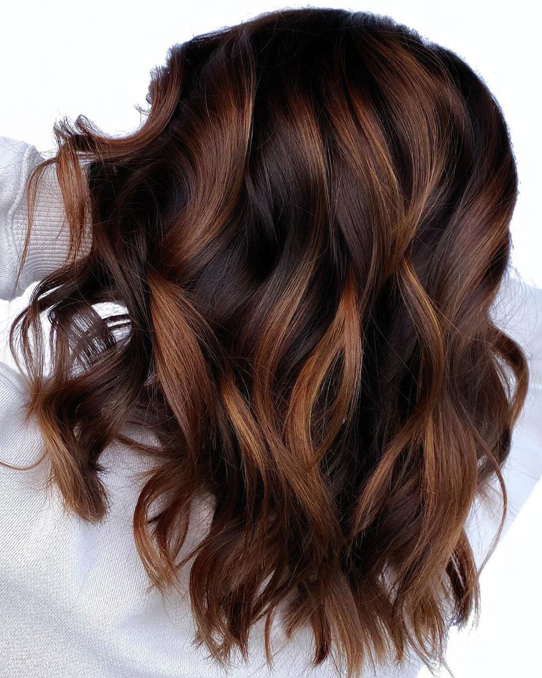 50 Trendy Brown Hair Colors And Brunette Hairstyles For 2021 Hair Adviser