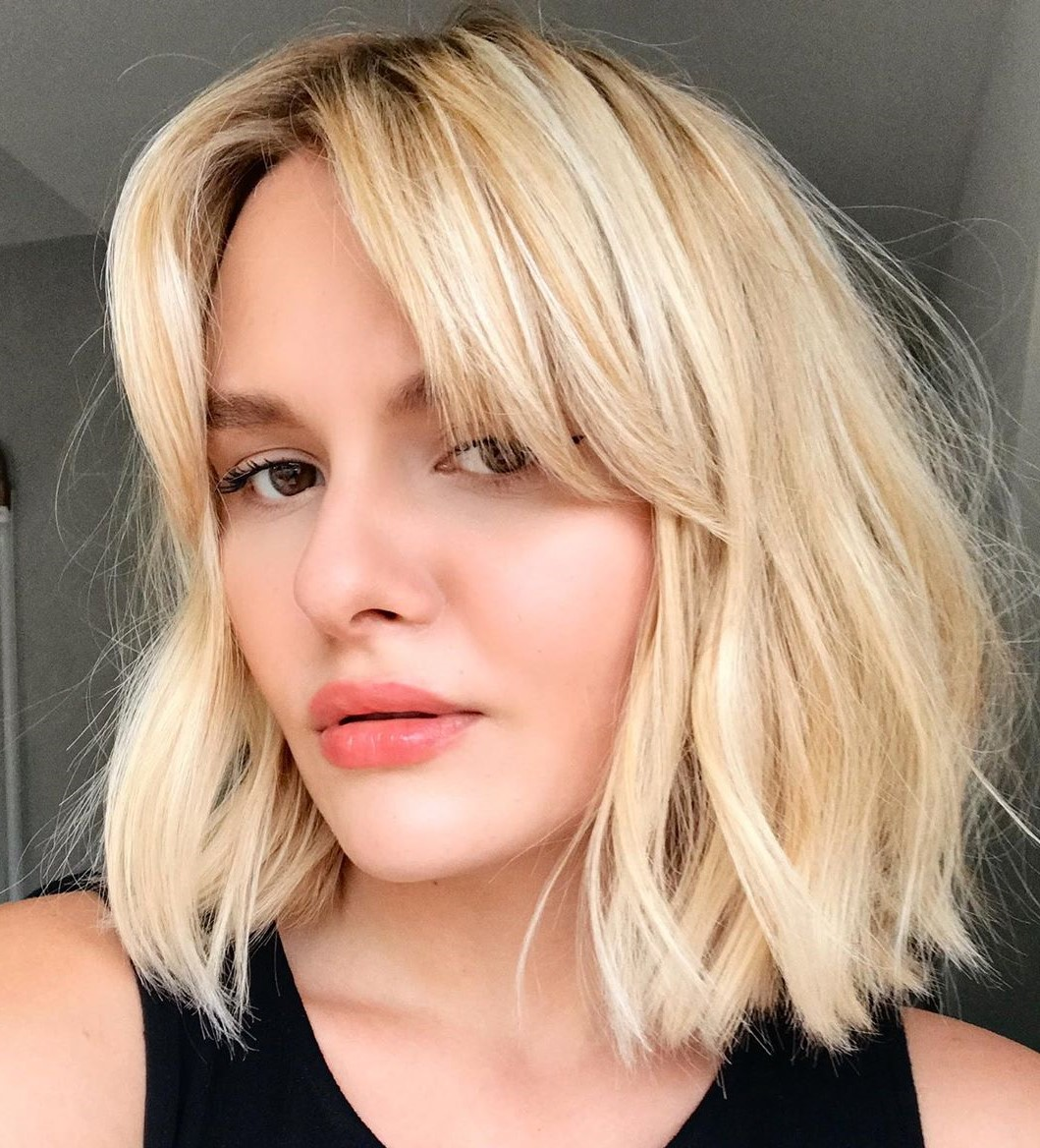 50 Trendy Haircuts And Hairstyles With Bangs In 2021 Hair Adviser