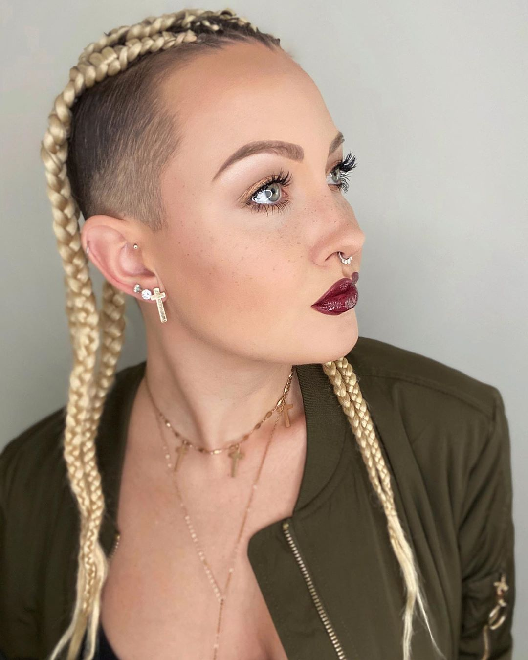 The 30 Coolest Shaved Hairstyles For Women Hair Adviser