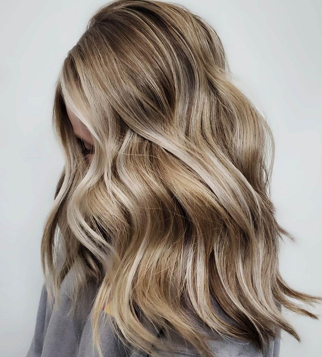 40 Effortlessly Hot Dirty Blonde Hair Ideas For 2021 Hair Adviser