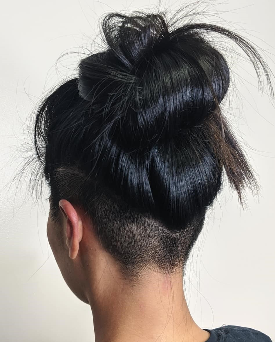 40 Hot Undercuts For Women That Are Calling Your Name Hair Adviser