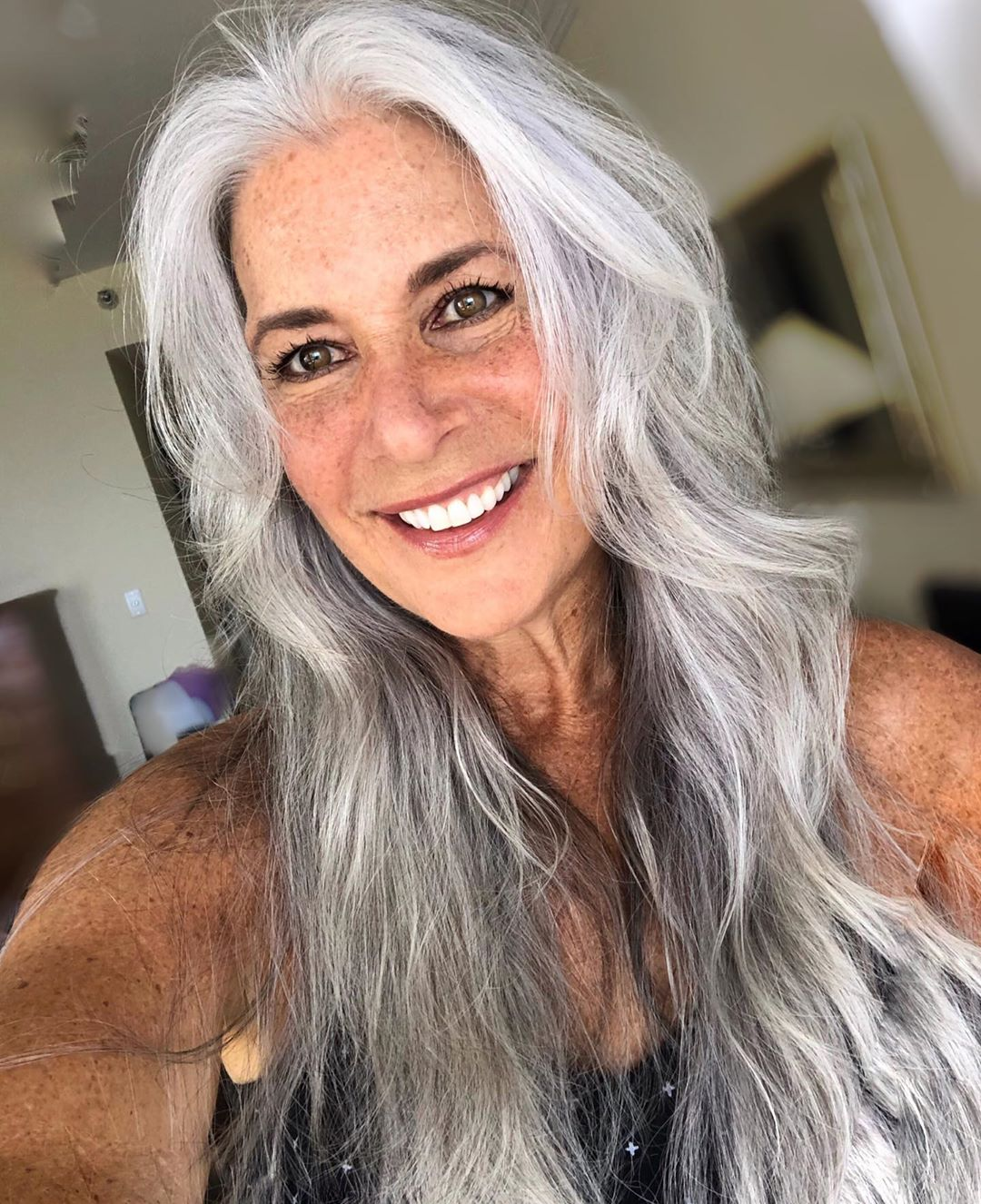 What Are The Best Long Hairstyles For Older Women Hair Adviser