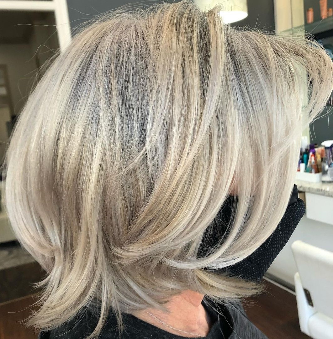 Best Ideas How to Disguise Gray Hair with Highlights in 18 ...