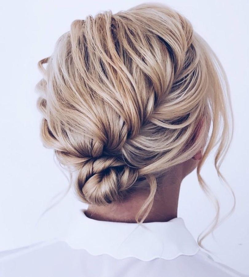 Hairstyles shoulder length bridesmaid 10 Bridesmaid